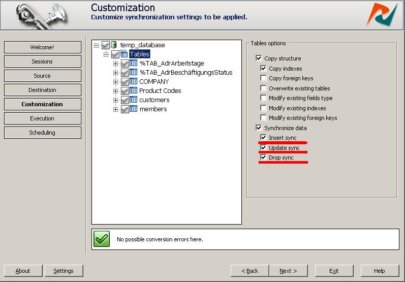 What is Database synchronization? – DBConvert